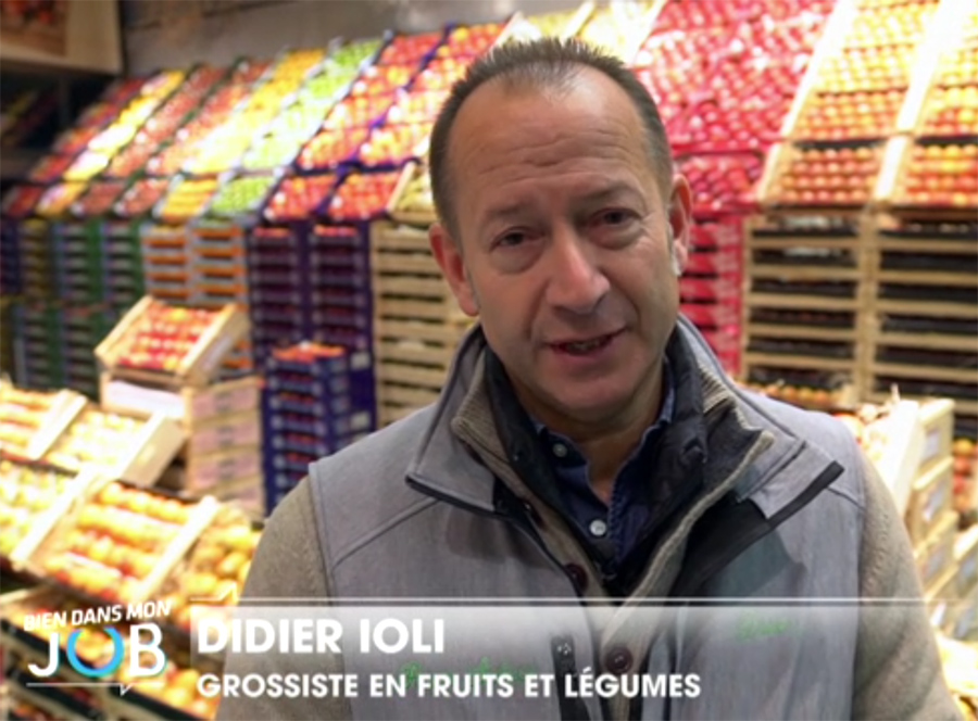 grossiste fruits legumes